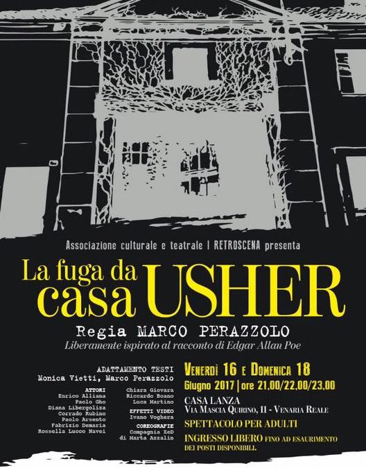 LA FUGA DA CASA USHER